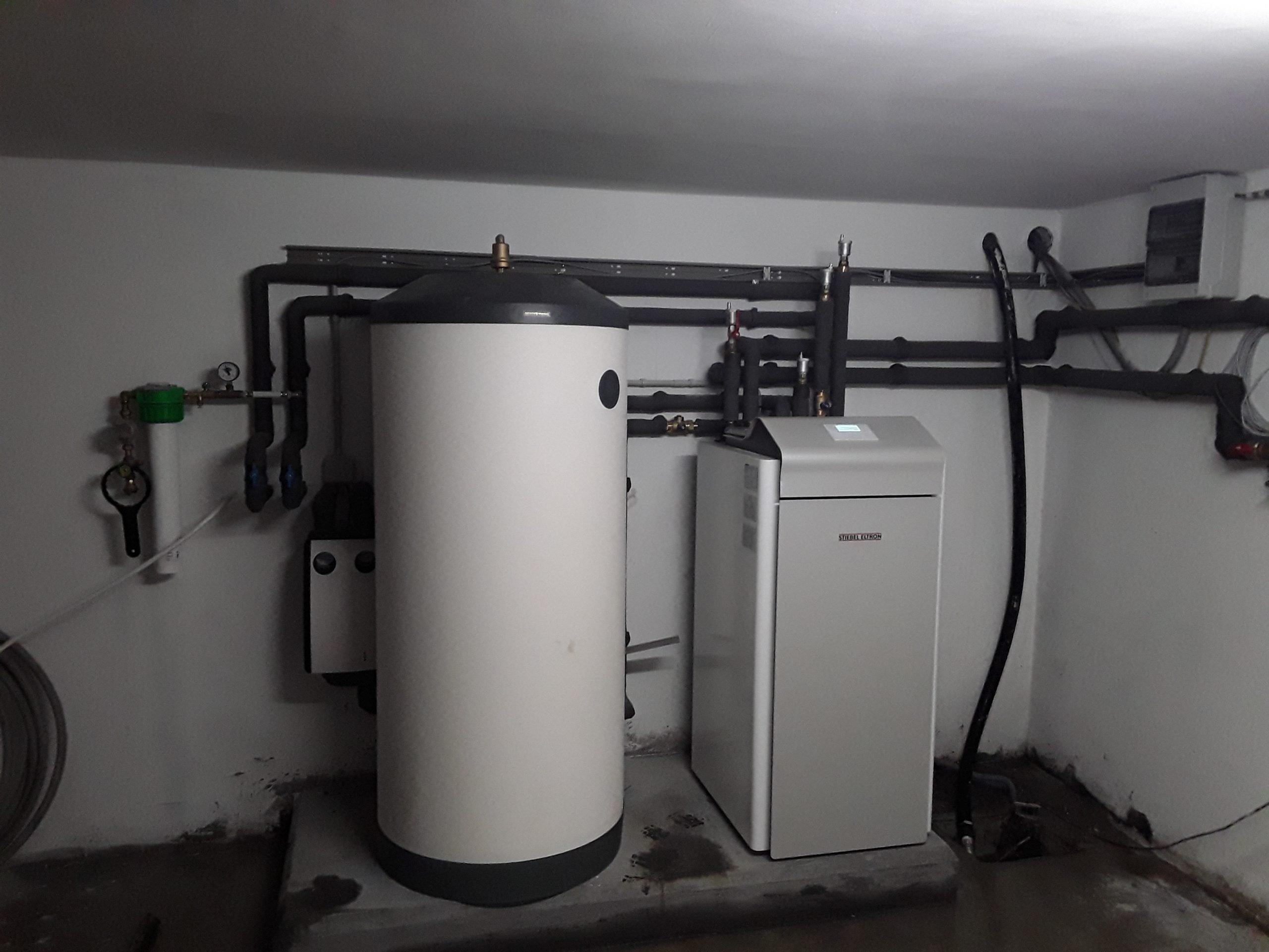 warmtepompboiler installateur galmaarden