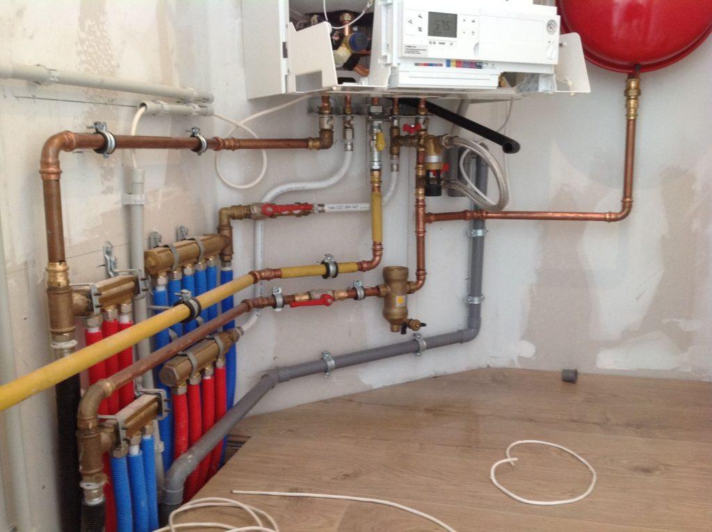 vloerverwarming installateur galmaarden