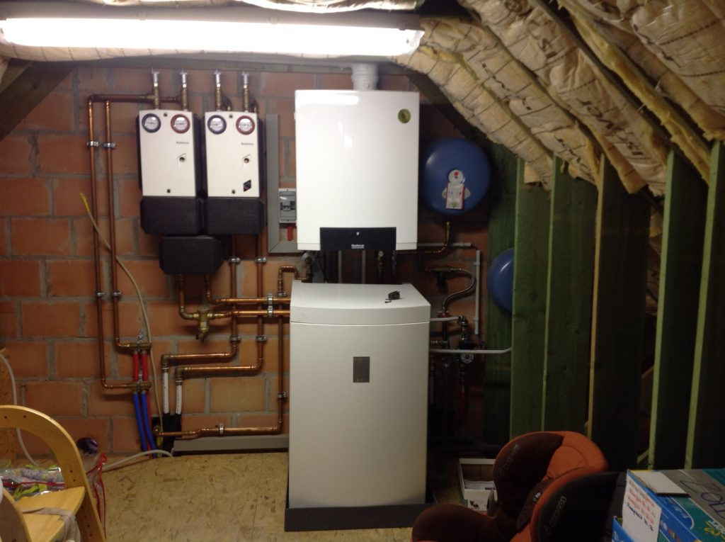 cv-installatie installateur galmaarden
