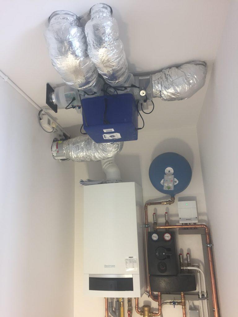 ventilatie installateur galmaarden